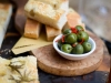 Focaccia Olives Osteria Antica Bologna